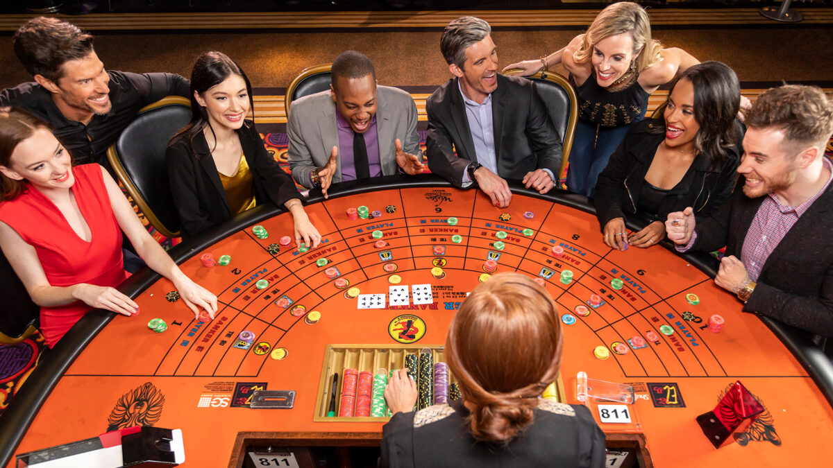 Learn How To Play The Traditional Game Of Baccarat Correctly To Win Money